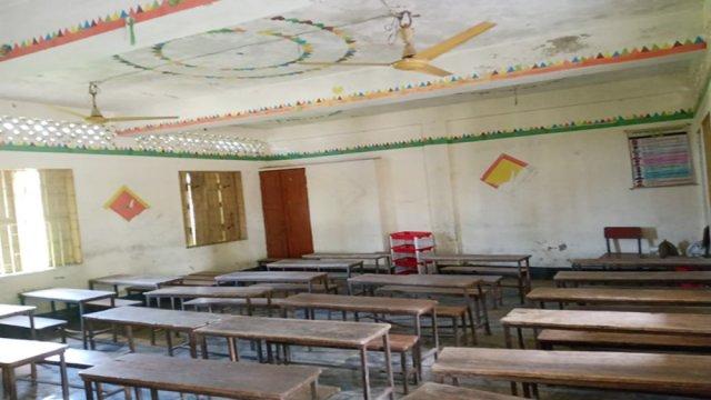কিন্ডারগার্টেনে দুরবস্থা : আসছে না শিক্ষার্থী অভাব শিক্ষকেরও