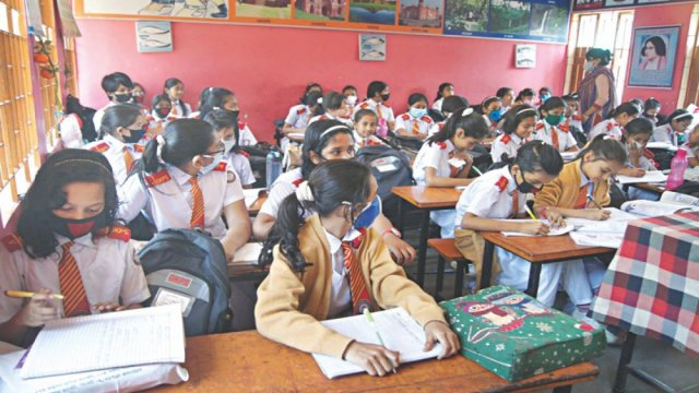Govt decides to extend pre-primary education to 2 years
