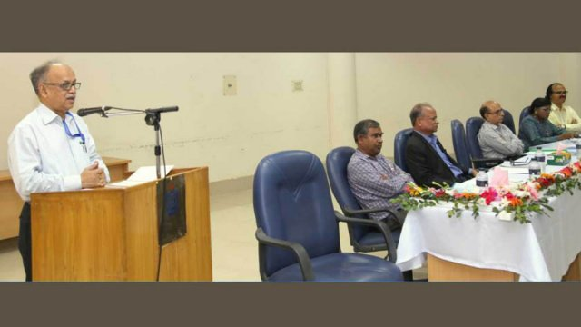 Workshop on national qualification framework held at UGC