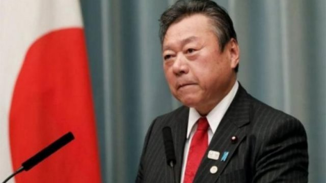 Japan cyber security minister never used computer