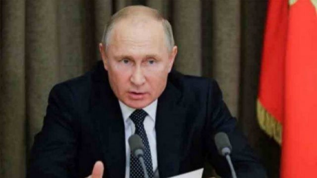 Putin vaunts Russian coronavirus vaccine at UN