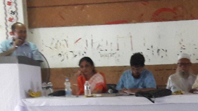 পূর্ণাঙ্গ পেনশন চালুর দাবি বাংলাদেশ শিক্ষক সমিতির