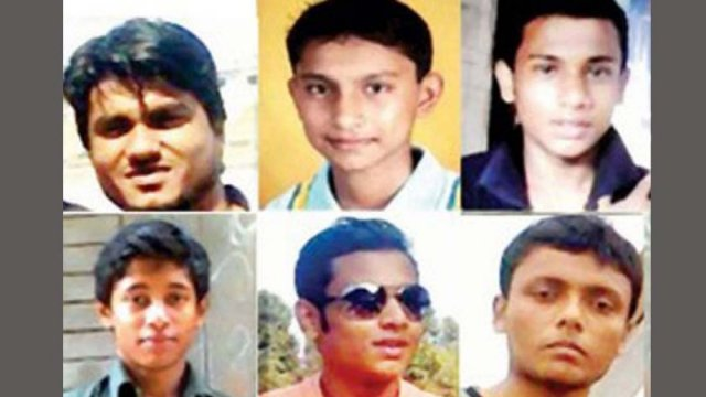 Families of six students murdered eight years ago cry for justice