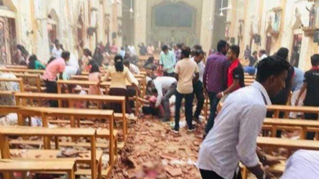 185 killed in multiple blasts in Sri Lanka's churches, hotels