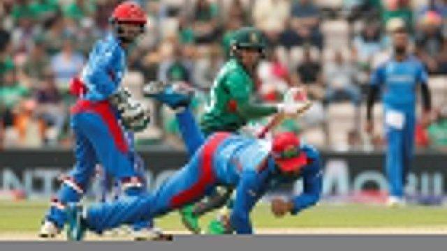 আফগানদের ২৬৩ রানের টার্গেট দিল টাইগাররা