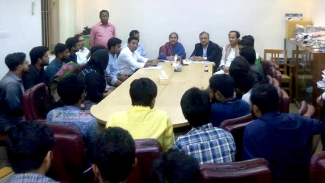 BUET students' demands to be met: Dipu Moni