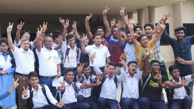 73.93 pc pass rate in HSC, equivalent exams