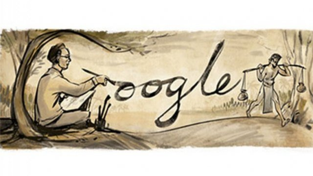 Google Doodle celebrates Zainul Abedin's 105th birthday